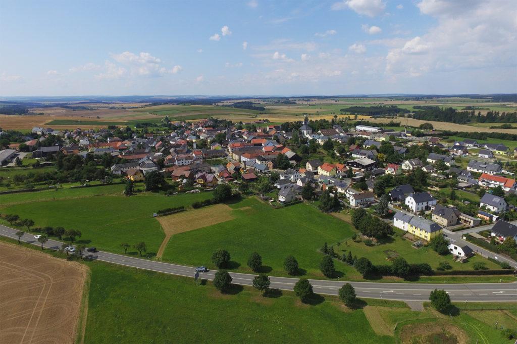 Blick Oettersdorf